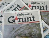 Darmowa gazeta Spławik i  Grunt już do nabycia w naszym kole
