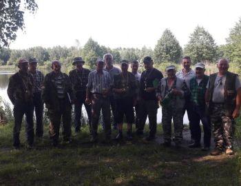 Zawody o tytuł Mistrza Koła 131 Lokator wędkarstwie spławikowym