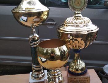 Towarzyskie zawody koła 131 ,, Zakonczenie sezonu wędkarskiego Krzywie 2019,,